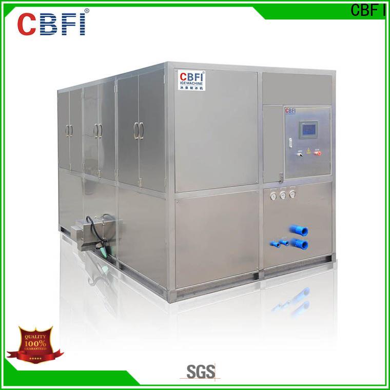 CBFI per commercial ice cube machine customized for freezing