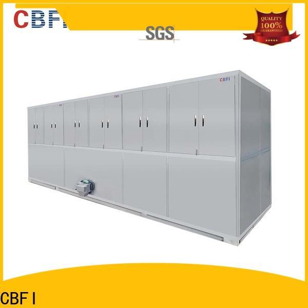 CBFI machine ice cube machine for sale customized for vegetable storage