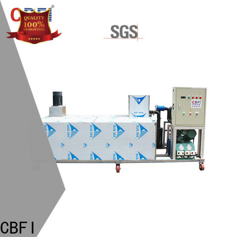 CBFI ice plant bulk production for cooling