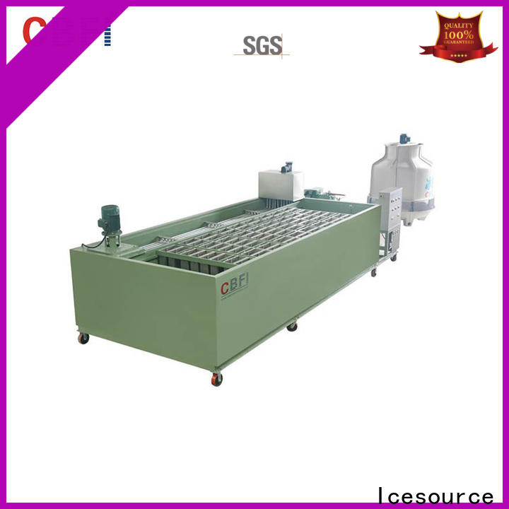 CBFI portable ice machine manufacturing for cooling