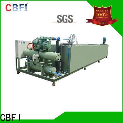 CBFI professional block ice machine manufacturing for whiskey