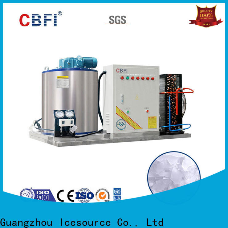 CBFI durable bulk production for ice making