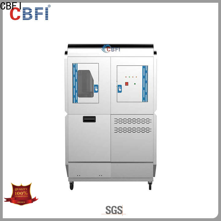 CBFI advanced technology buy ice maker factory price for aquatic goods
