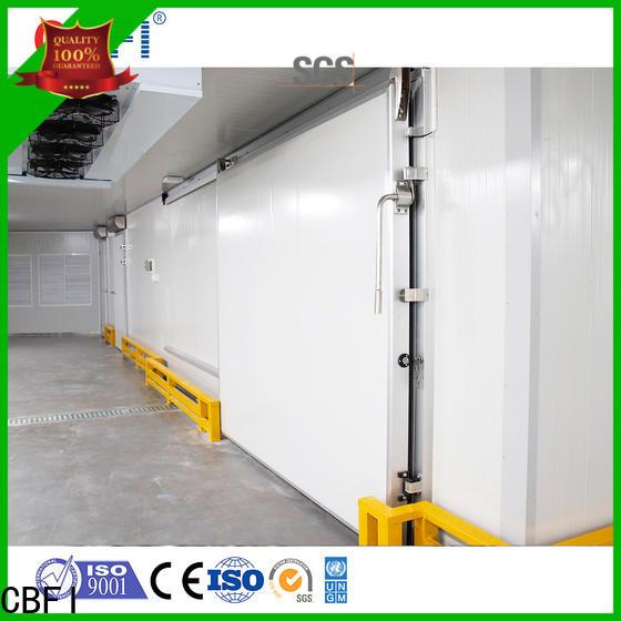 CBFI reliable twist ice maker factory for fruit storage