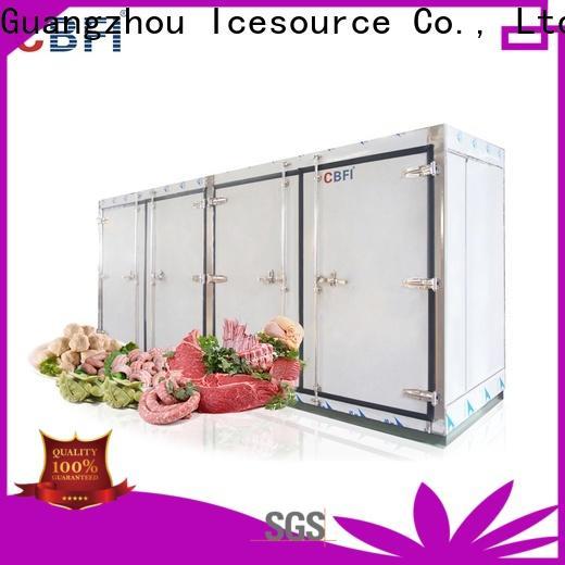CBFI cbfi cold room freezer long-term-use for water pretreatment
