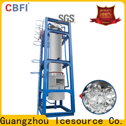 competetive price ice cube tube making manufacturing for restaurant
