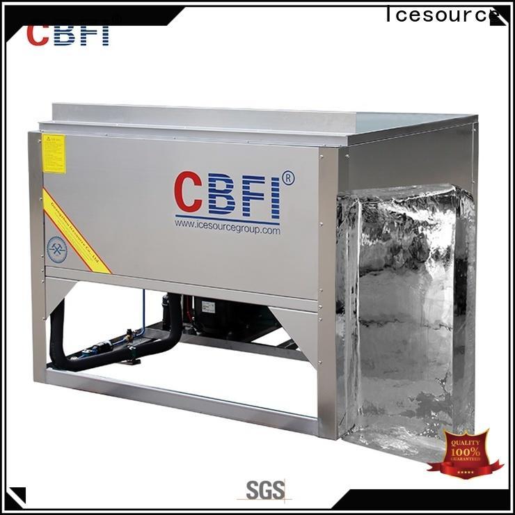 CBFI sphere ice machine maintenance free quote for ice sphere