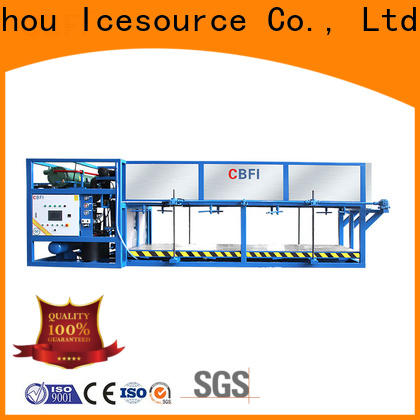 CBFI cooling block ice machine maker supplier for freezing