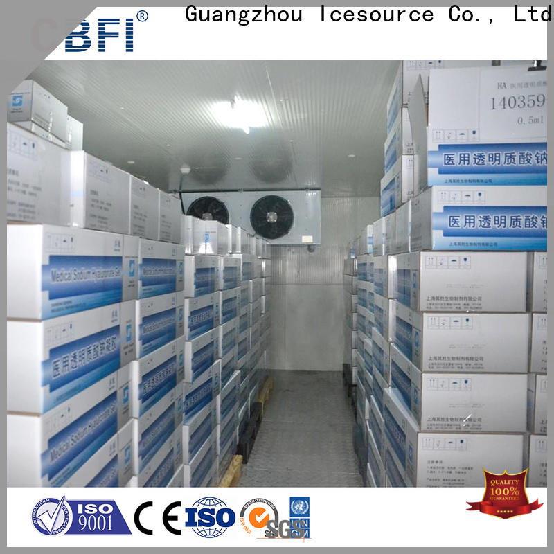 CBFI easy to use supplier in summer