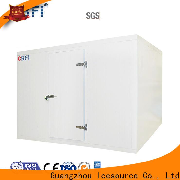 CBFI best mobile cold storage bulk production for fruit storage