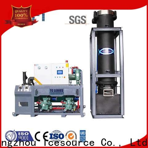 widely used tube ice machine producer for wine cooling