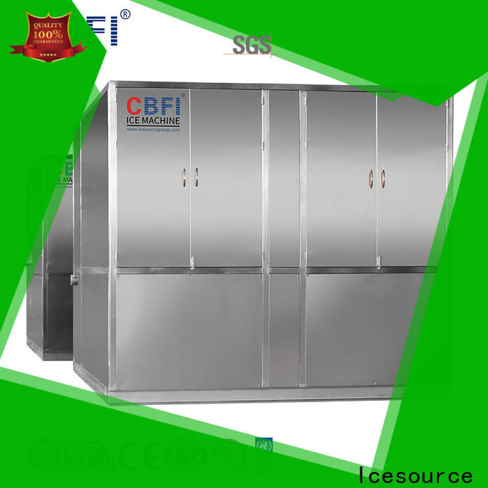 CBFI easy to use plate ice machine for wholesale for ice sculpture