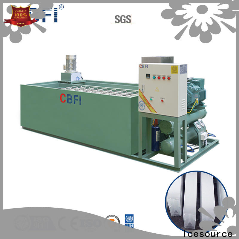 clean ice cube machine manufacturing for cooling