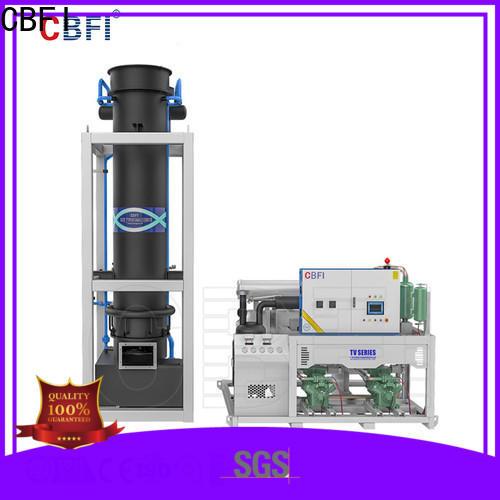 CBFI countertop ice maker producer for restaurant