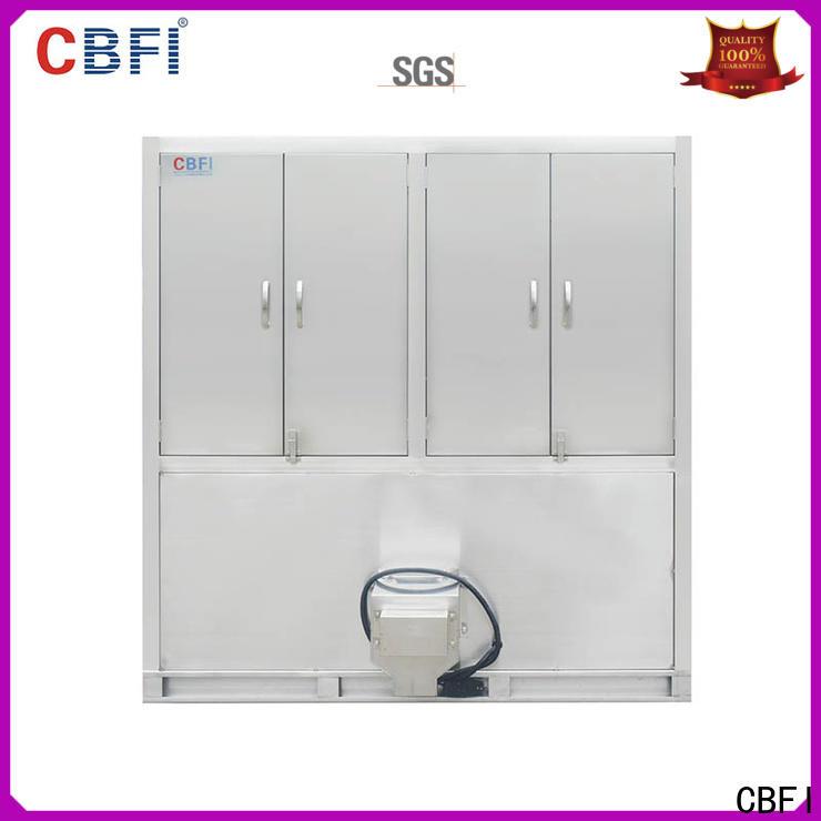 CBFI high reputation ice cube maker machine for vegetable storage