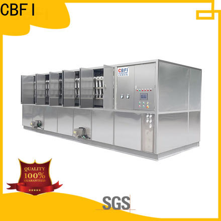 CBFI controller cube ice machine order now for vegetable storage