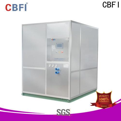 CBFI per large ice machine type for ice sculpture