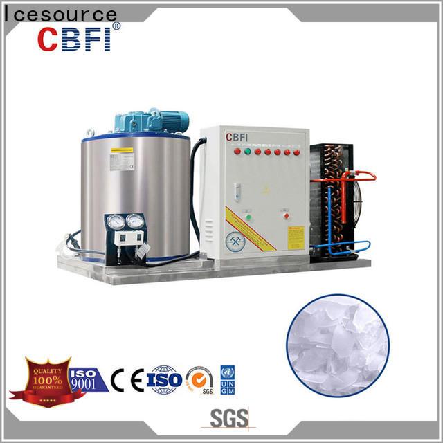 CBFI durable flake ice making machine vendor for restaurant