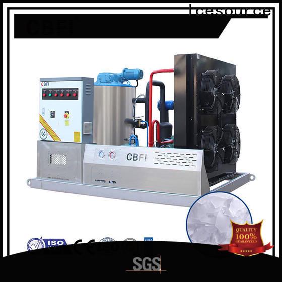 fine- quality industrial flake ice machine cbfi vendor for food stores
