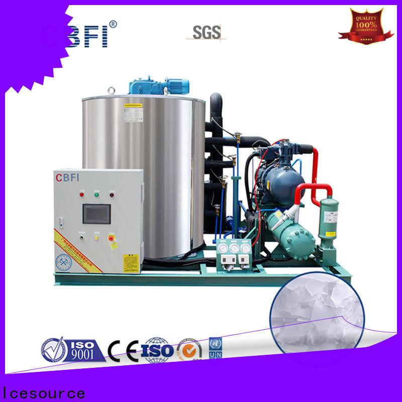 CBFI flake flake ice making machine vendor for aquatic goods