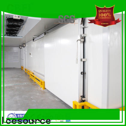 CBFI long-term used compact ice machine order now for vegetable storage