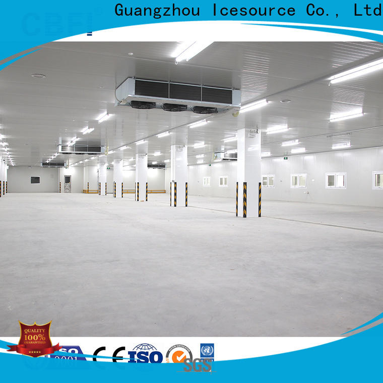 high-quality isotherm ice maker cbfi vendor for seafood