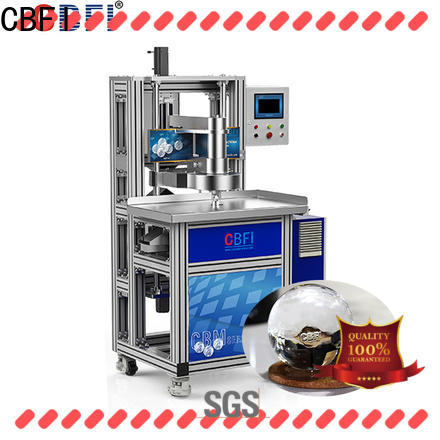clean refurbished ice maker cbfi from manufacturer for whiskey