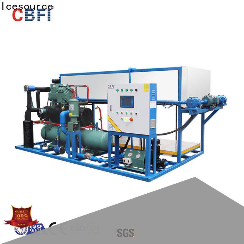 best ice machine compressor per for freezing