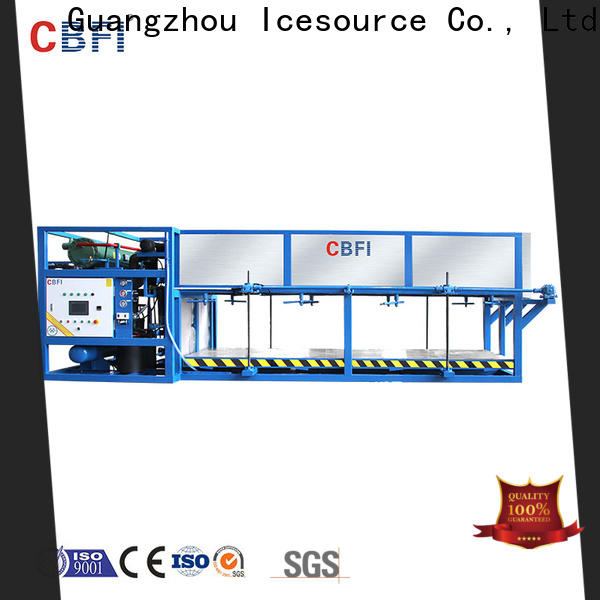 widely used ice machine compressor block from china for fruit storage
