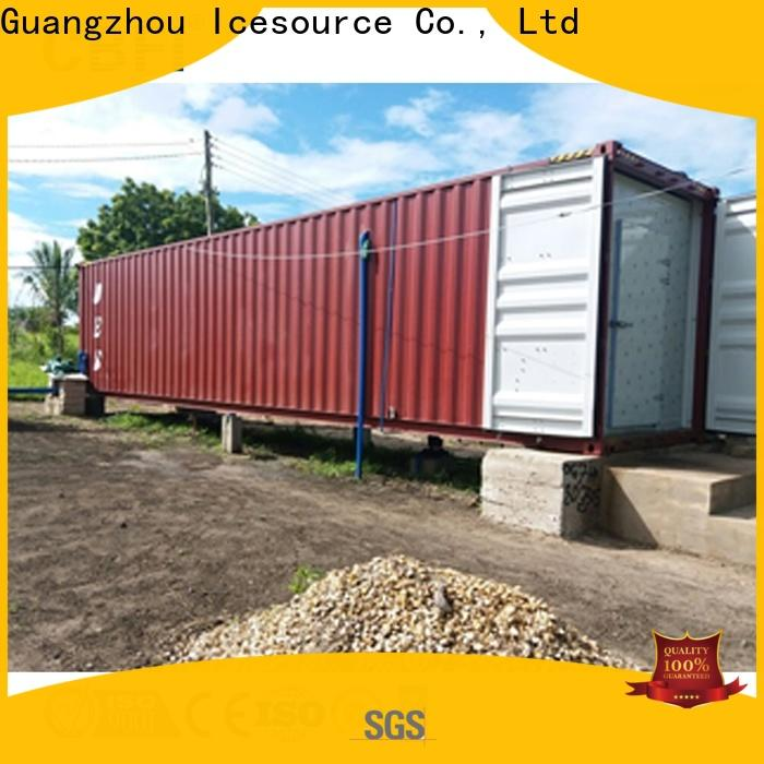 CBFI widely used bulk production for vegetable storage