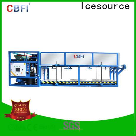 CBFI ice factory for vegetable storage