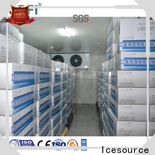 CBFI easy to use ice machine factory in china in summer