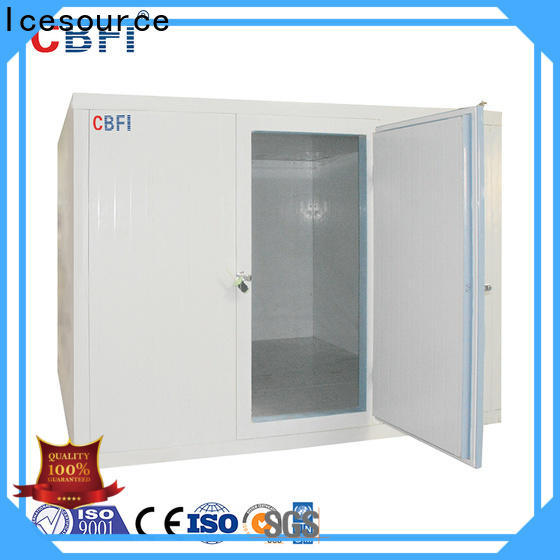 CBFI widely used mobile cold storage order now for vegetable storage