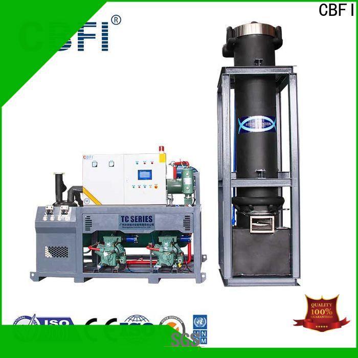 CBFI ice maker machine bulk production for ice sculpture