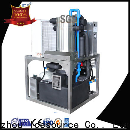 CBFI commercial ice maker producer for restaurant