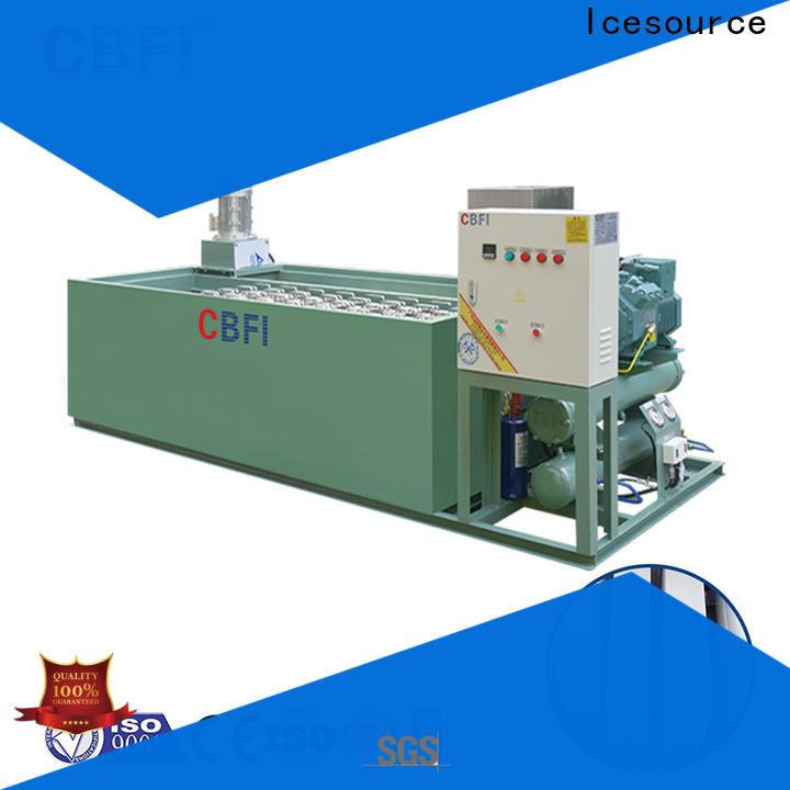 CBFI industrial ice maker machine bulk production for summer
