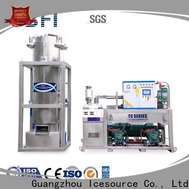 CBFI professional ice block maker bulk production for ice making