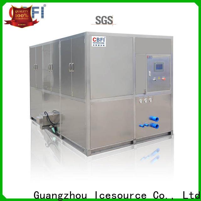 CBFI automatic ice cube machine newly for freezing