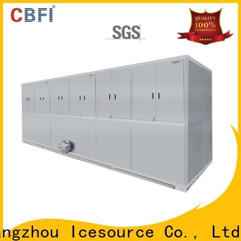 CBFI coolest ice cube maker machine newly for freezing
