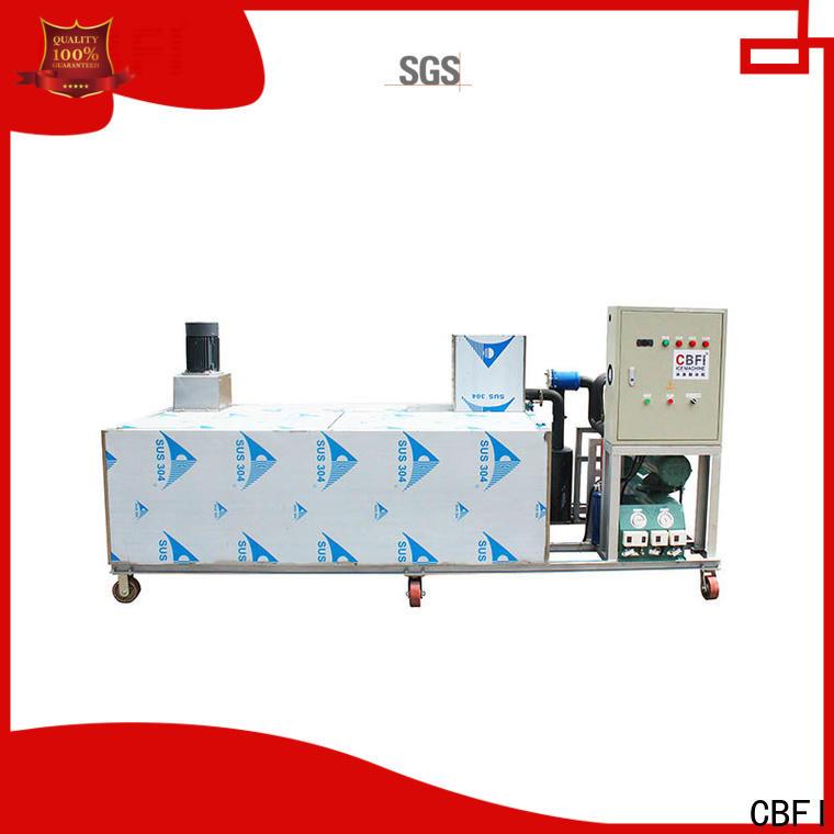 CBFI widely used polar ice machine bulk production for summer