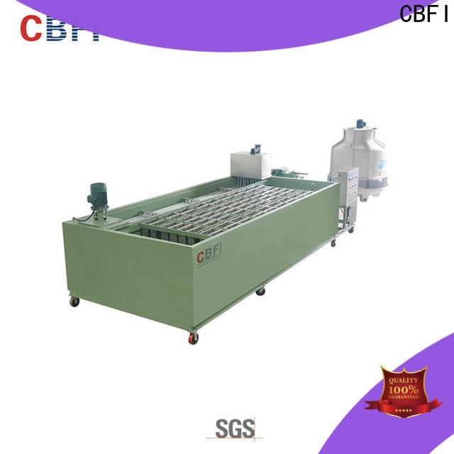 CBFI clean marvel ice maker plant for cooling