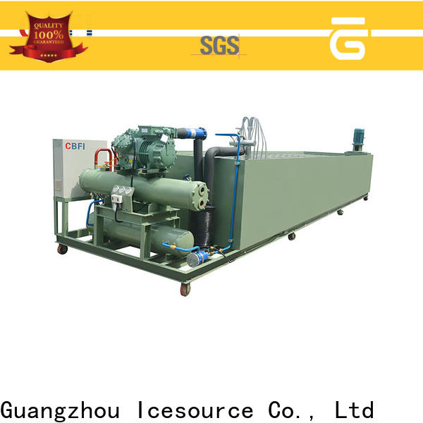 CBFI high-quality industrial ice machine bulk production for whiskey