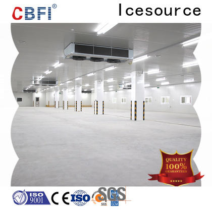 CBFI cbfi houston ice machine in china for meat storage
