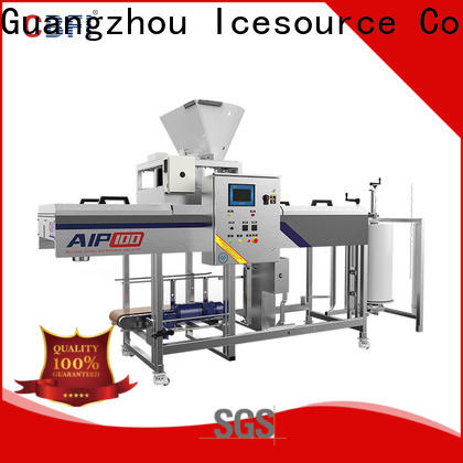 long-term used ice making equipment automatic manufacturing for wine cooling