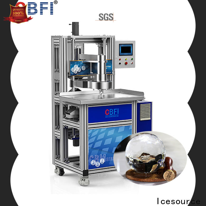 high-end ice making machine manufacturers cbm plant for ball ice making