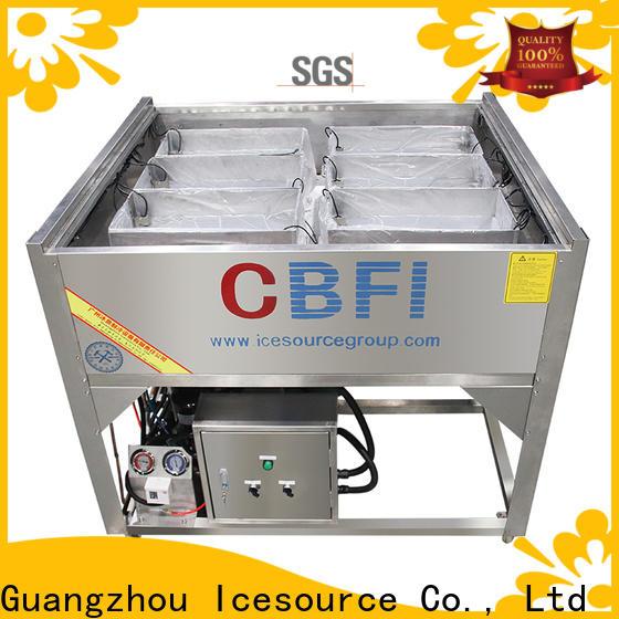 CBFI making commercial ice machine parts supplier