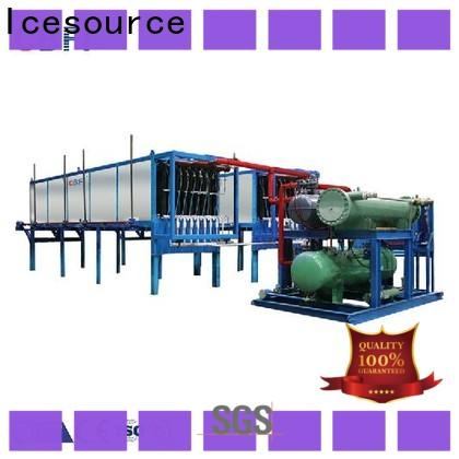 CBFI block ice machine compressor factory price for vegetable storage