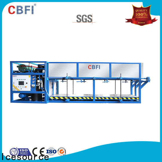 large capacity built in ice machine ice supplier for freezing