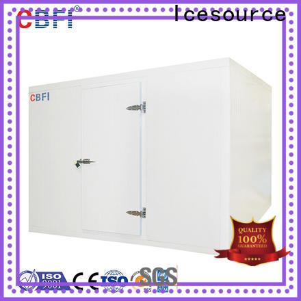 CBFI cold room for vegetables type for fruit storage