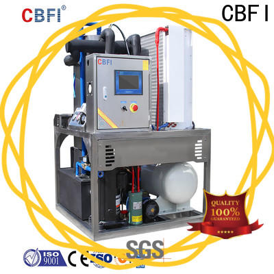 CBFI ice making machine free design for wine cooling